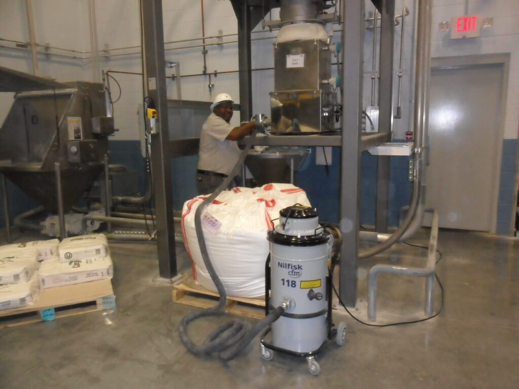 Bun Facility Finds Nilfisk Industrial Vacuum Worthy Of Its High-Tech Operation