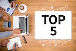 Top 5 Blog Articles