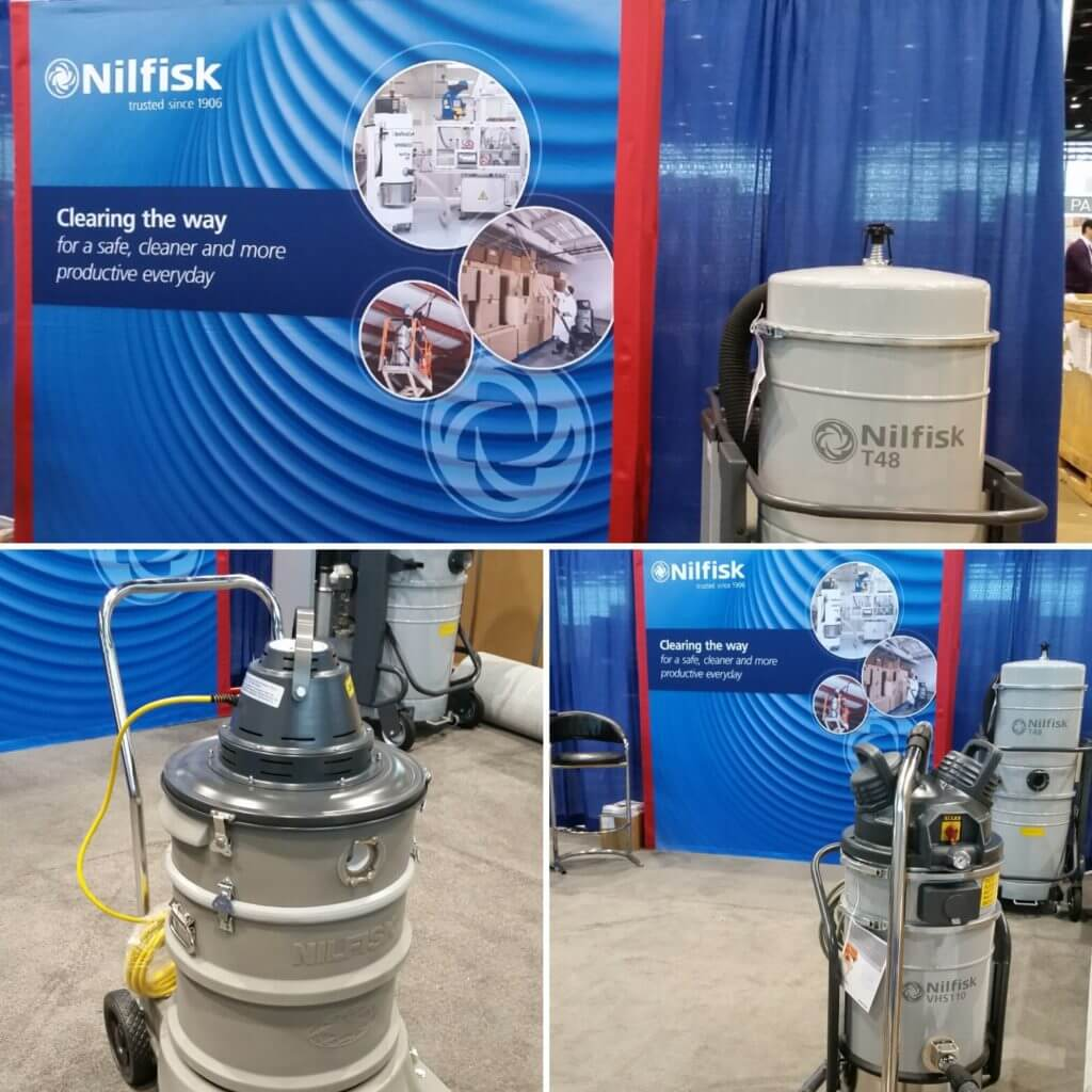 Nilfisk at ProFood Tech 2017
