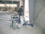 Decrease multiple dust-related safety risks with vacuum-assisted power tools