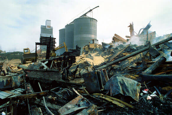Experts Comment on How OSHA Abandoning the Combustible Dust Standard Will Affect Industry