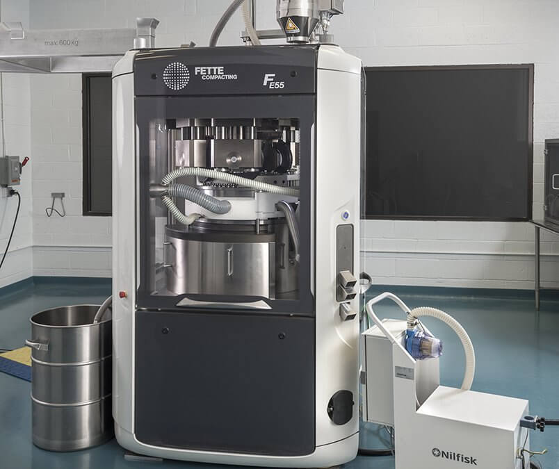 Productivity, Footprint, and Segregation: 3 Reasons the Pharma Industry is Adopting Pneumatic Conveyors