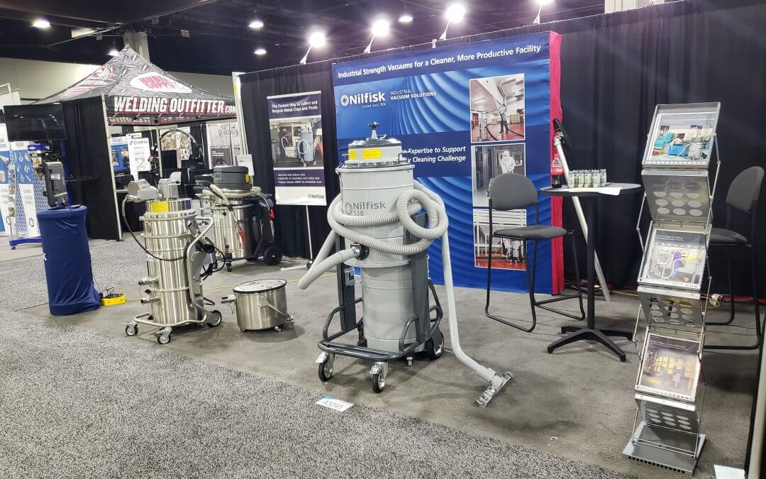 Last Trade Show of the Year – FABTECH 2018