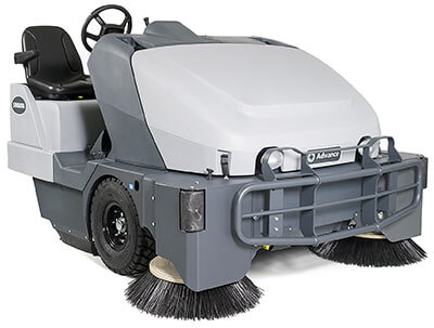 Does Your Industrial Sweeper Need a HEPA Filter Under OSHA's New Silica Dust Rule?