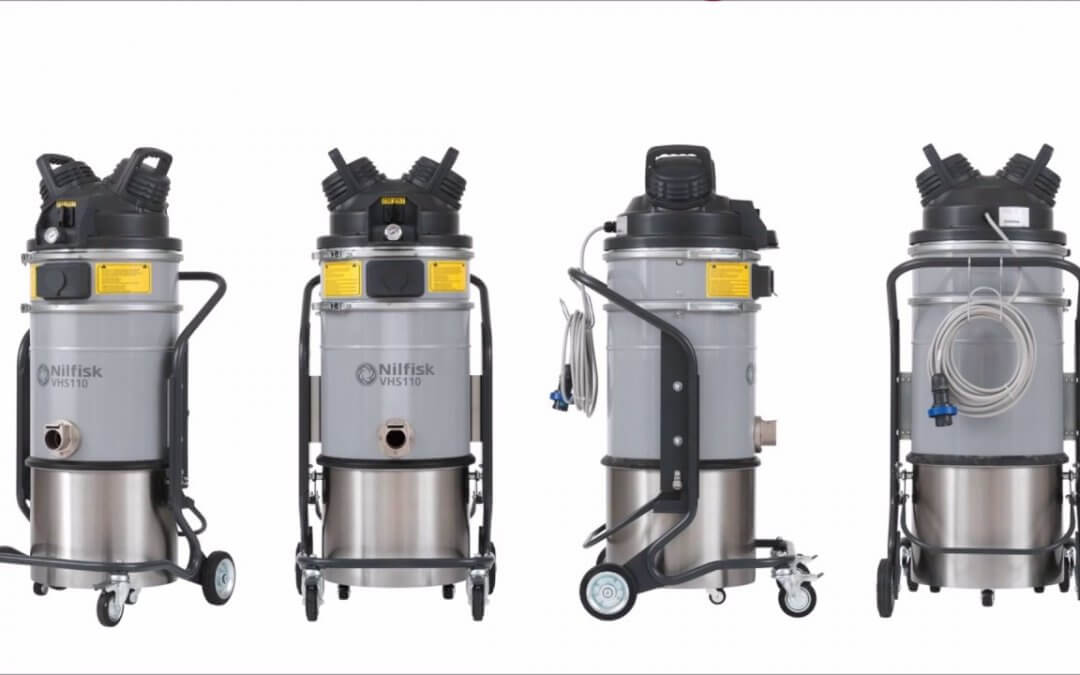 Top 6 Vacuum Solutions for Combustible Dust Applications