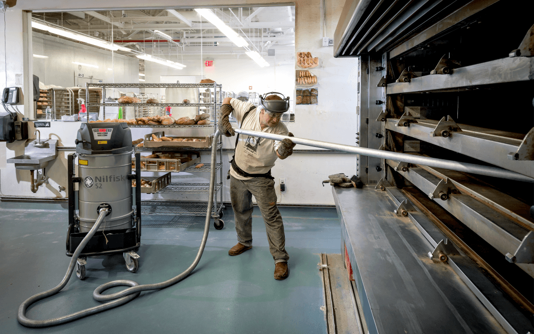 Nilfisk Brings Better Cleaning Equipment Solutions to IBIE 2019