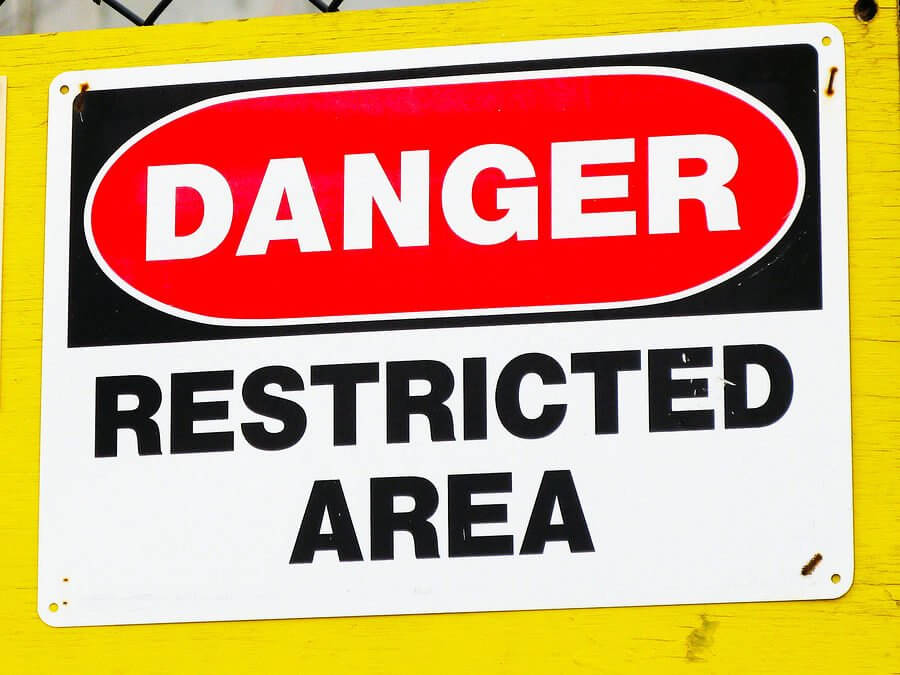 "The Silica Standard's ""Restricted Access Area"" Requirement: Explained"